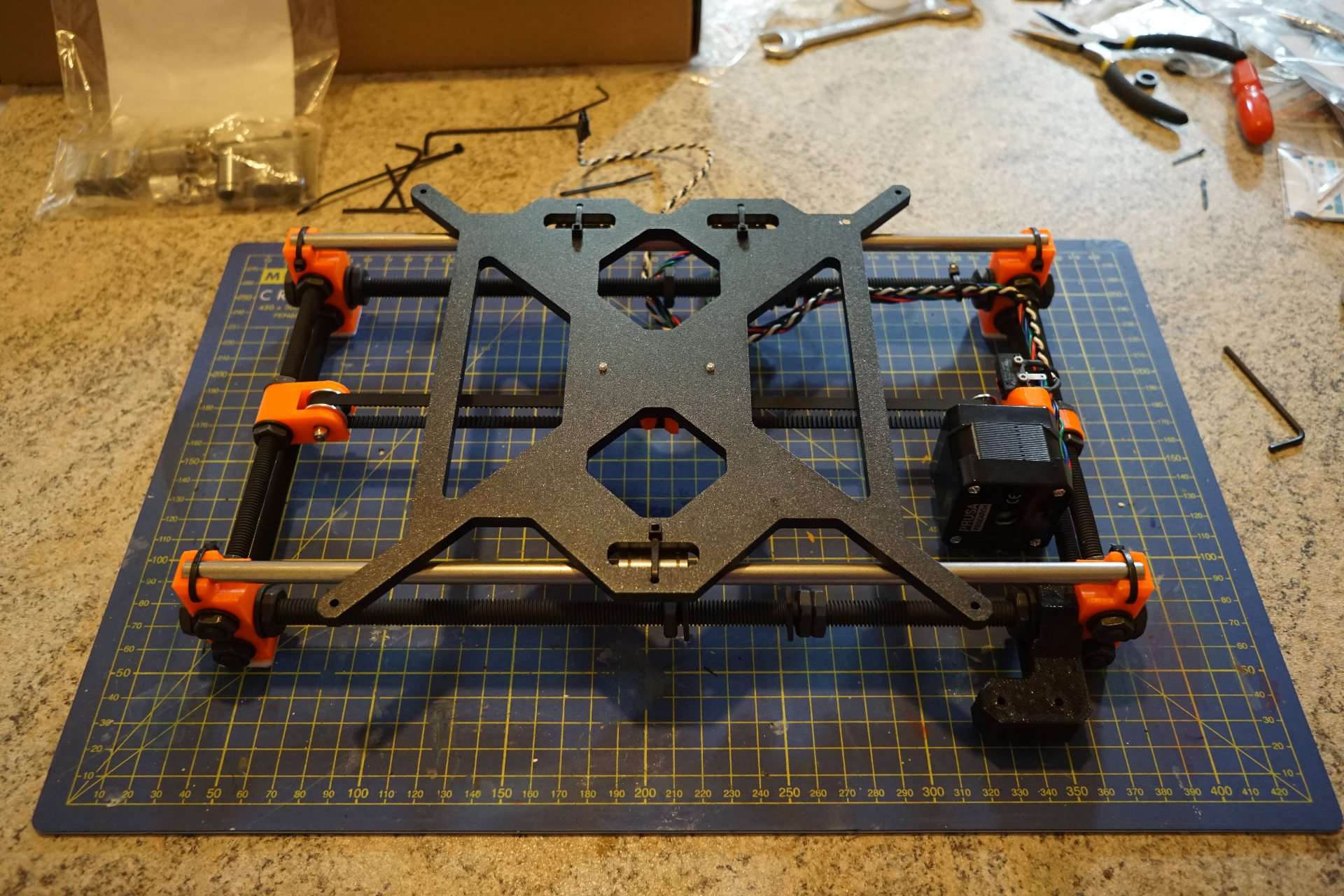 First Steps In 3d Printing With An Original Prusa I3 Mk Ii